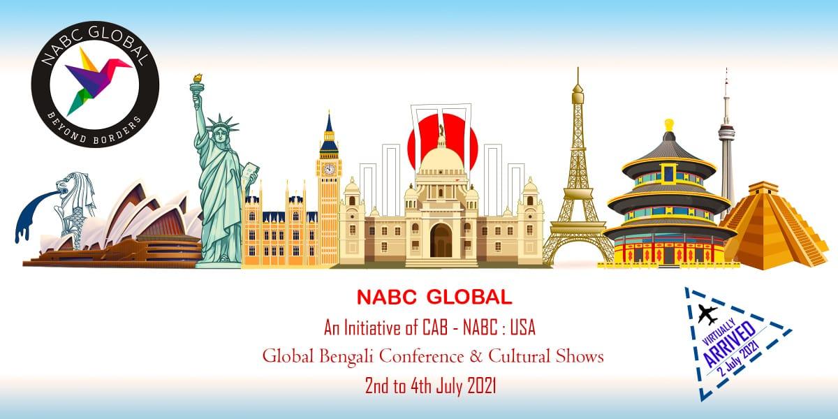 NABC Global 2021 - Bengal-Bollywood Dhamaka is Coming