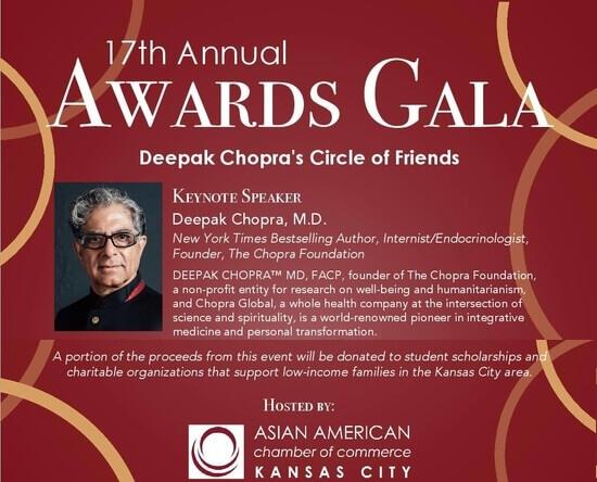 Live Session With Deepak Chopra