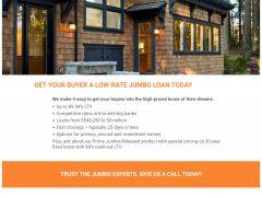 Jumbo for Dream house